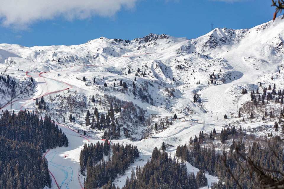 What's  New In Meribel 2017