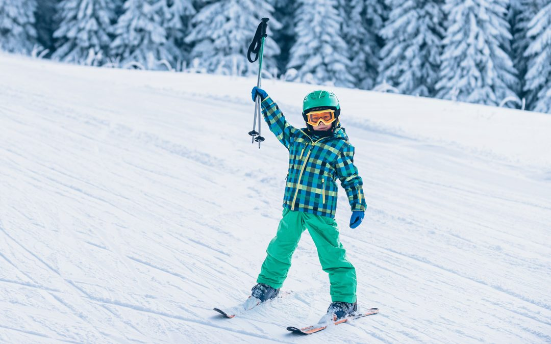 Do Children Really Like Skiing?